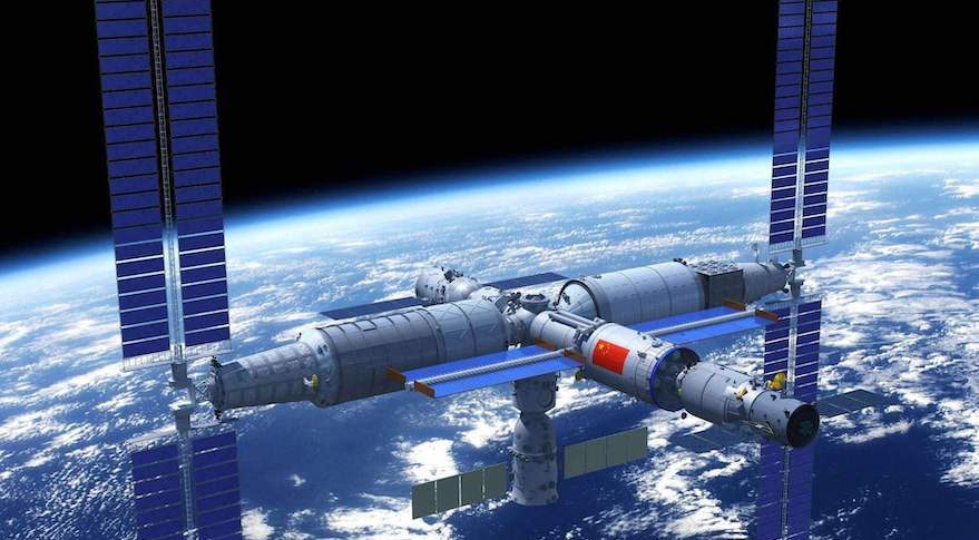 China Aims To Conclude Space Station Construction In 2022