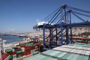 China Purchased Greece's Major Port, Aims To Make It The Largest In Europe