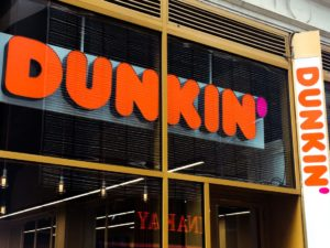 Dunkin' Introduces A Short-Term Online Pop-Up Shop