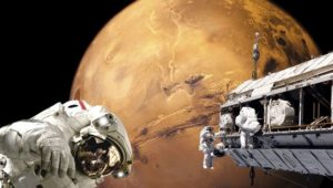 Harmful Health Peril To Human Spaceflight To Mars NASA Study